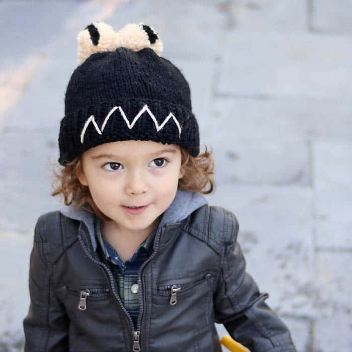 Stella McCartney Kids Hat Free Knitting Pattern