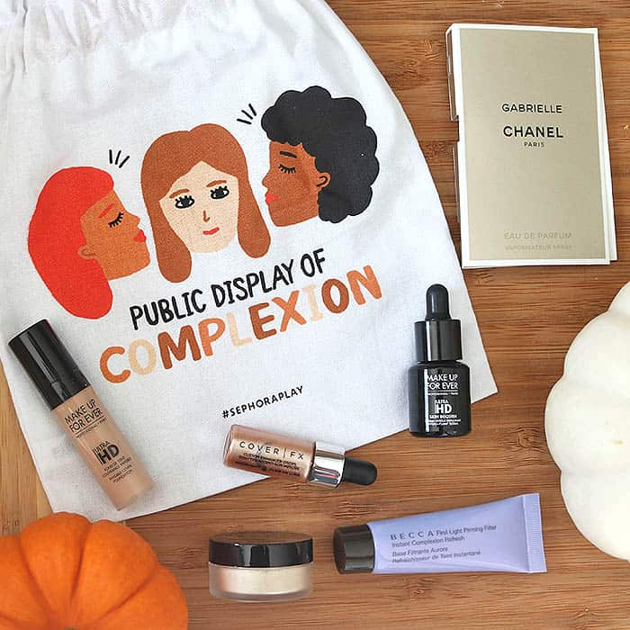 Sephora Play October Review- Hits & Misses