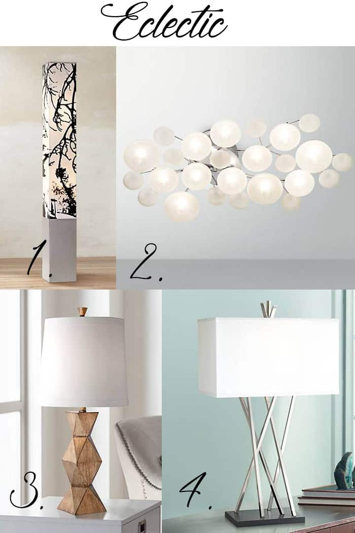 How to Find the Right Lamp for your Style