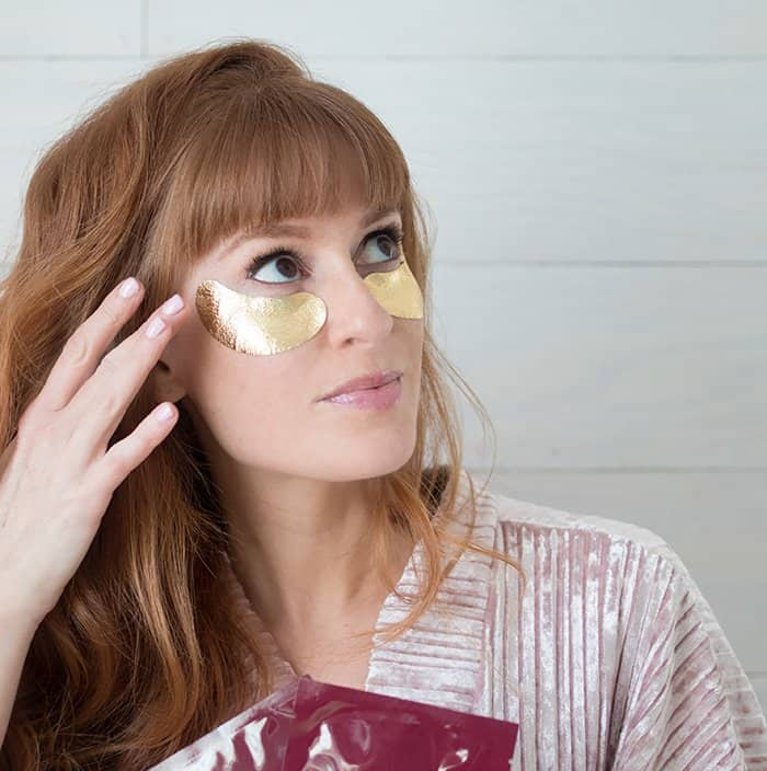 Wander Beauty Baggage Claim Eye Masks