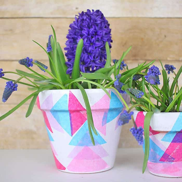 Easy DIY Flower Pot
