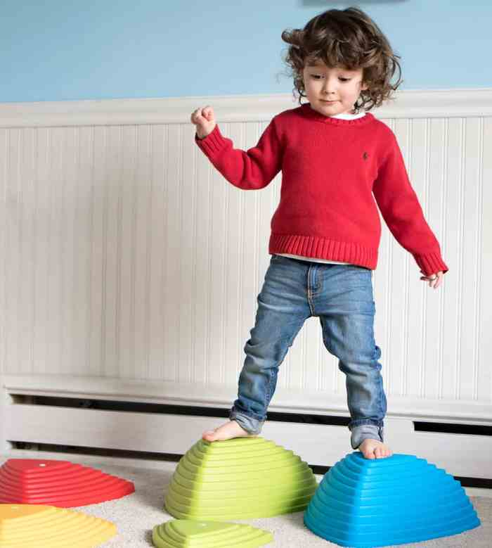 Balance and Coordination Activities for Toddlers