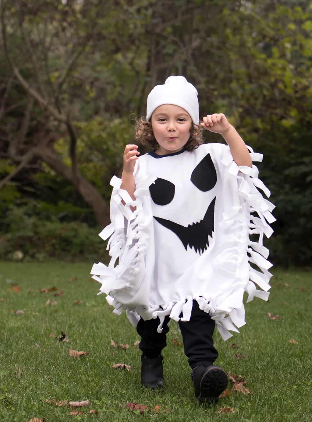 Little Ghost Toddler Costume 3-4 years