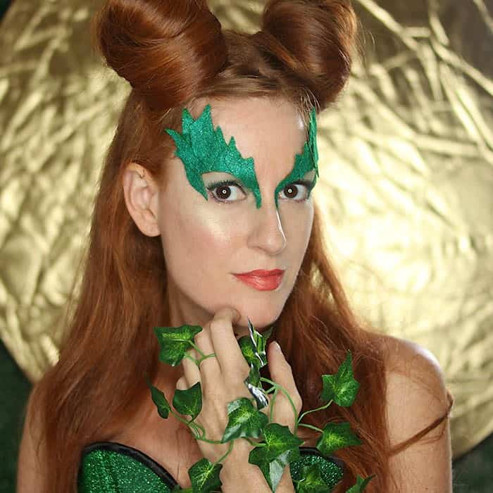 Poison Ivy Mask DIY