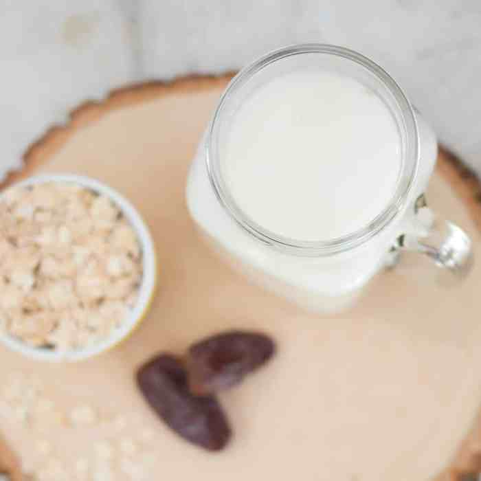How to Make Oat Milk the Easy Way!