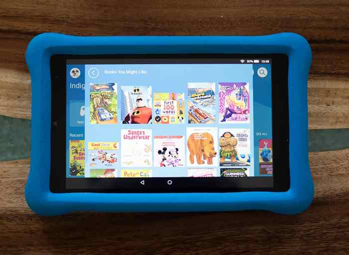 The Fire HD 8 Kids Edition Tablet