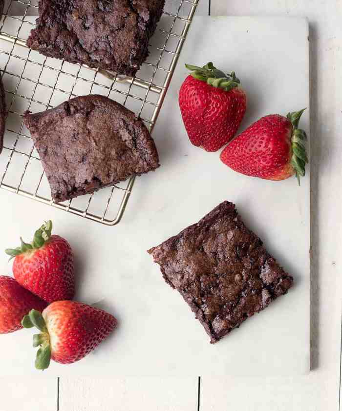 Best Vegan and Gluten-Free Brownies