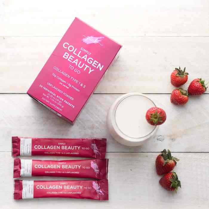 Simply Collagen from Pink Products