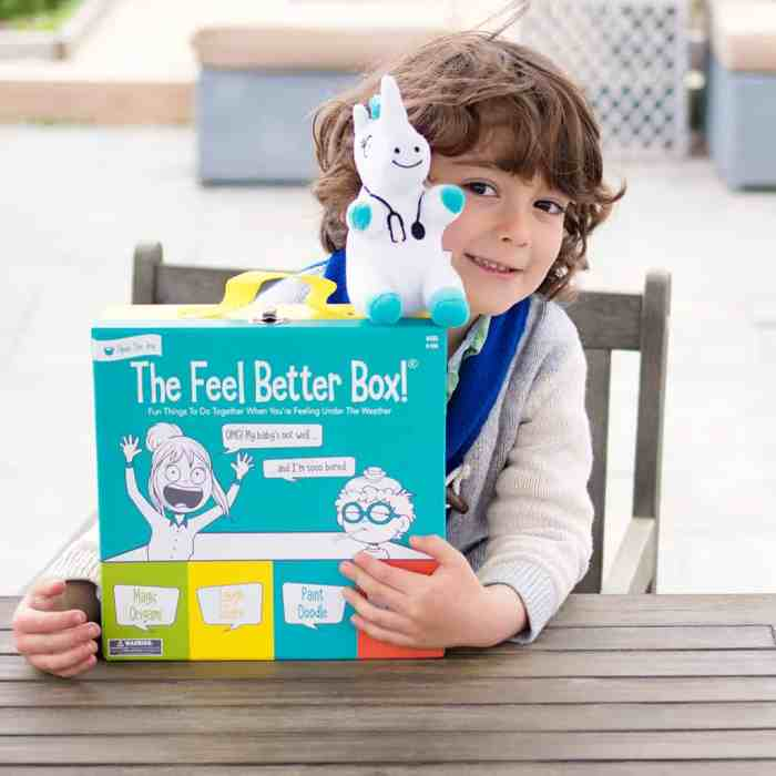 The Feel Better Box from Open The Joy