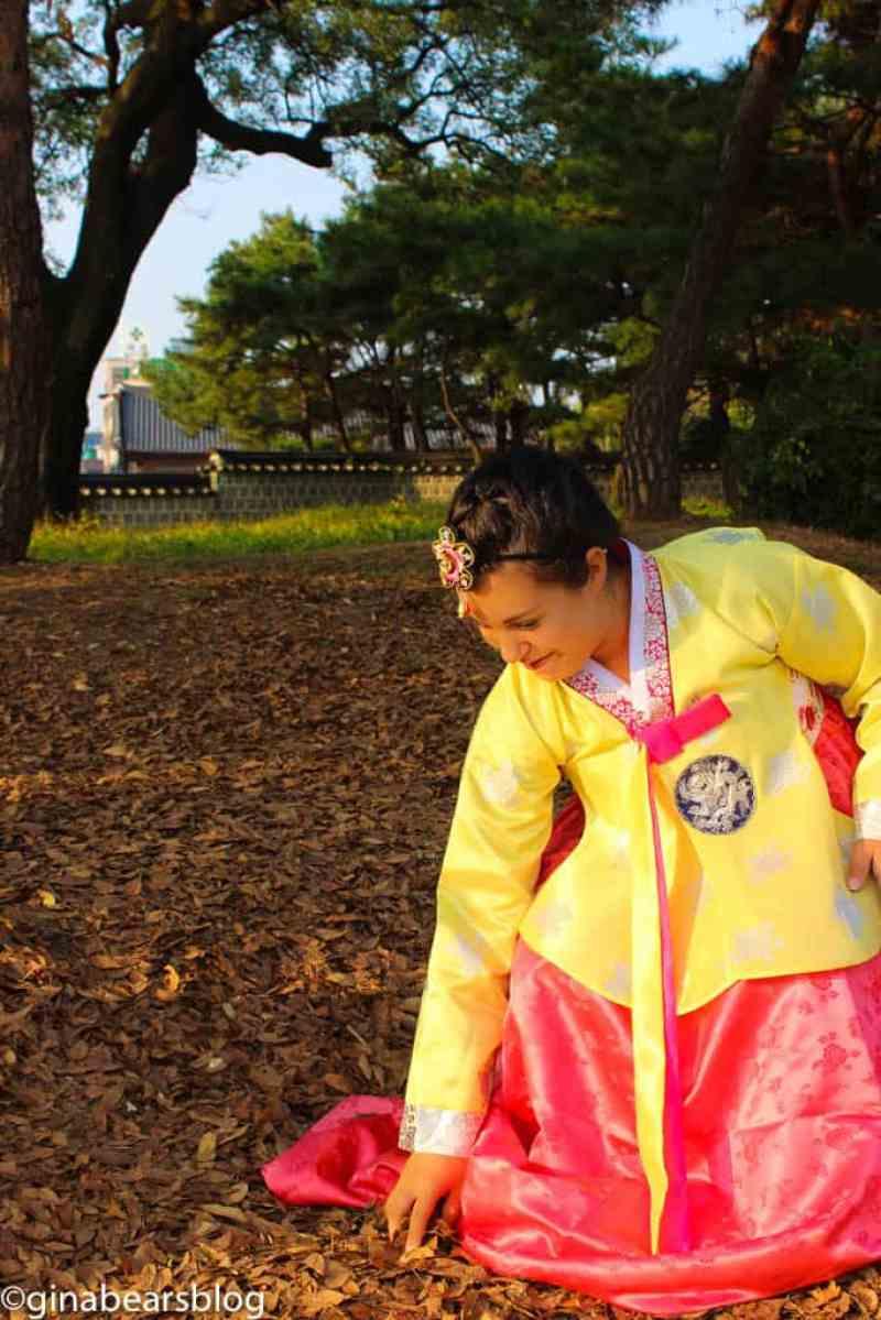 Jeonju in Autumn