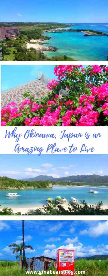 Okinawa Japan is an awesome place to live