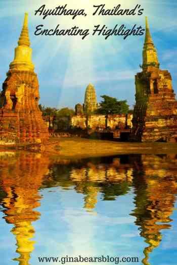 Ayutthaya's Enchanting Highlights