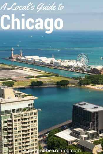 locals guide to chicago