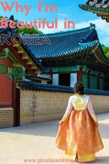 beautiful in Korea