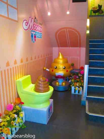modern toilet cafe 2