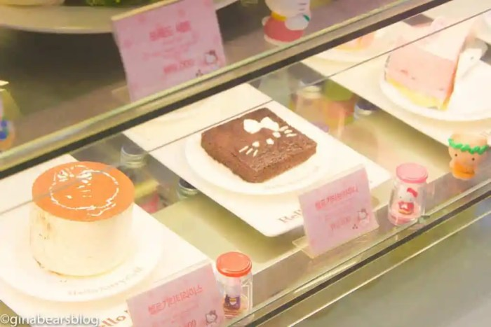 cutest hello kitty cafe in seoul