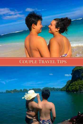 couple travel tips