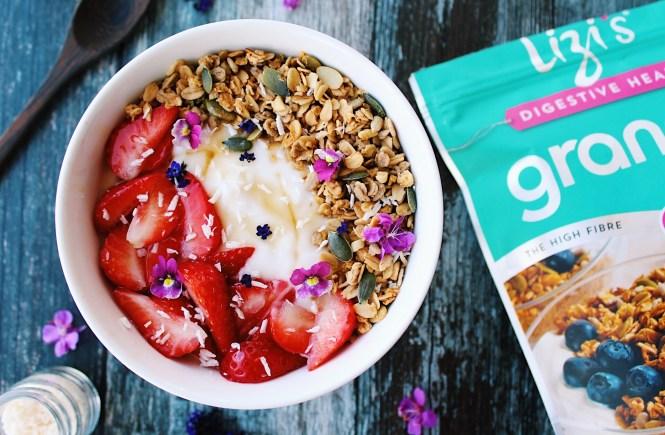 Lizi's Digestive Health Granola Review