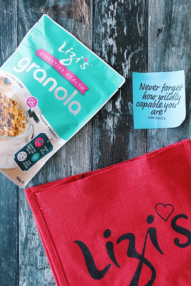 Lizi's Digestive Health Granola Review