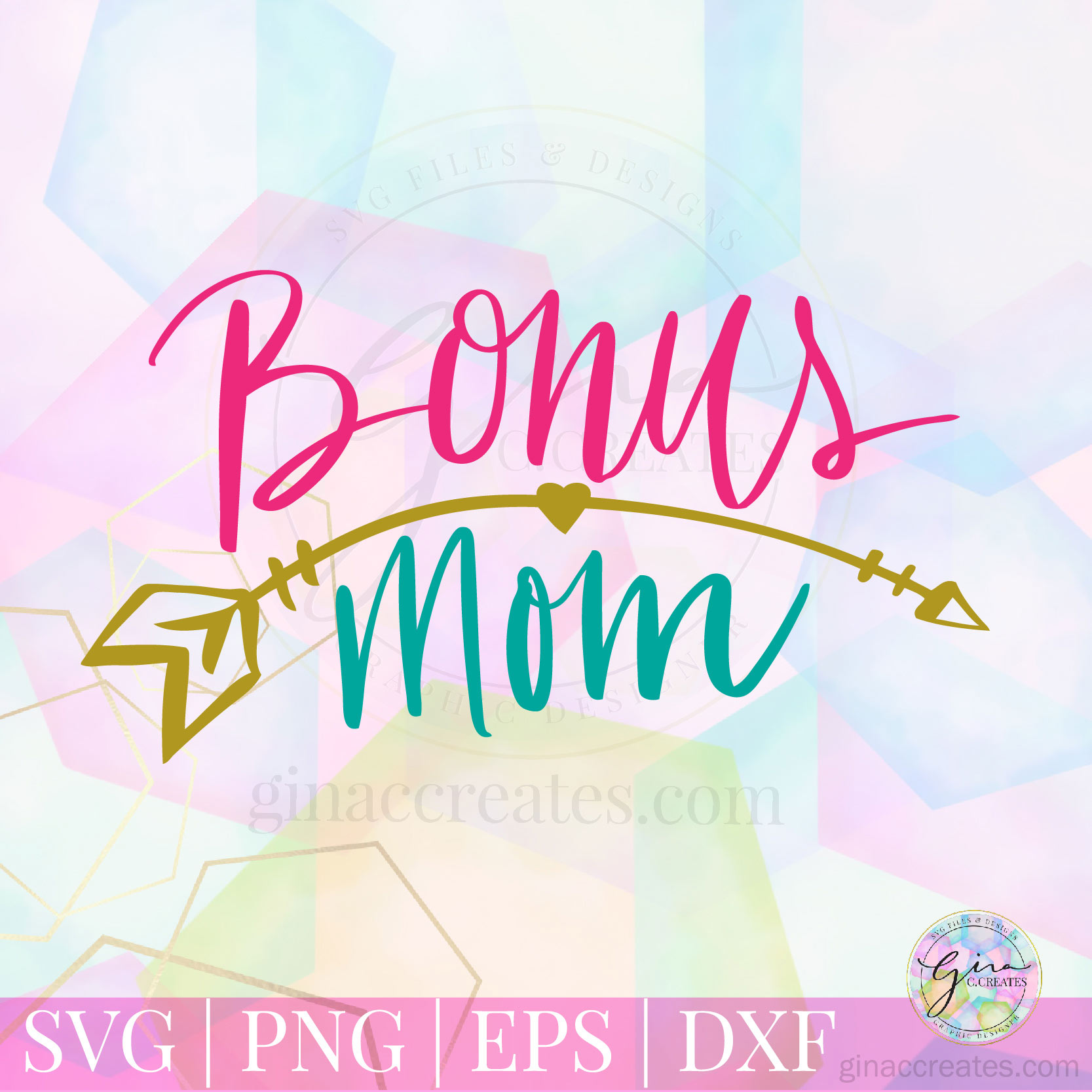 Bonus MOM svg