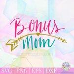 Bonus MOM svg