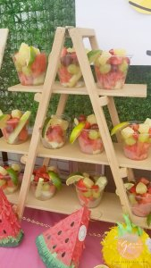 fruit dessert table ideas