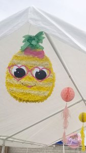 pineapple pinata free svg