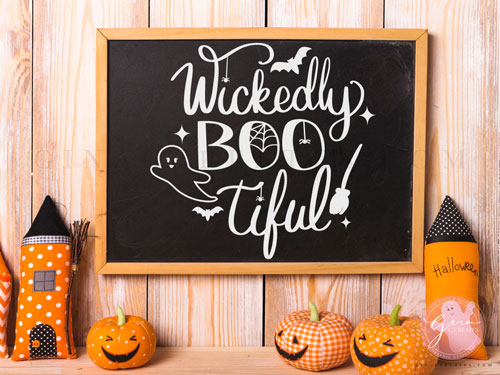 wickedly boo-tiful free svg