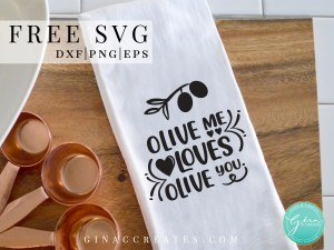 Olive me loves olive you svg, I love you svg, valentines day cricut file