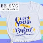 he's down right perfect svg, down syndrome awareness shirts