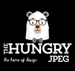 the hungry jpeg fonts