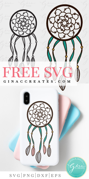 free dream catcher svg, native american svg