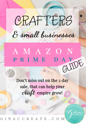 amazon prime day 2019 for crafters