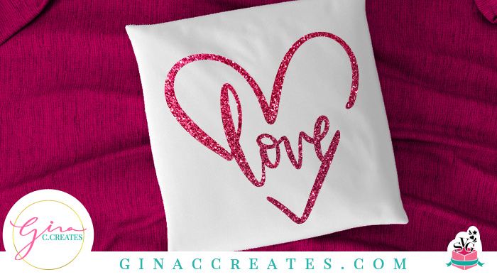 Love Heart Free Svg Cut File Gina C Creates
