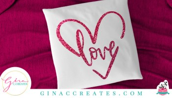 Love Lives Here Free Svg Cut File Gina C Creates