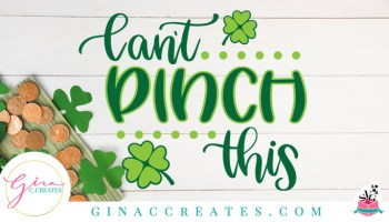 Mr And Miss Lucky St Patrick S Day Free Svg Cut File Gina C Creates