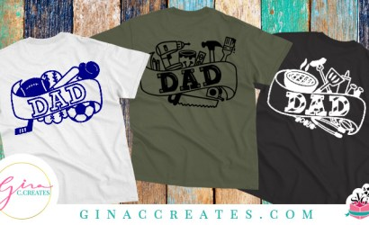 Sports, Grill Master, DIY Dad Free SVG Bundle