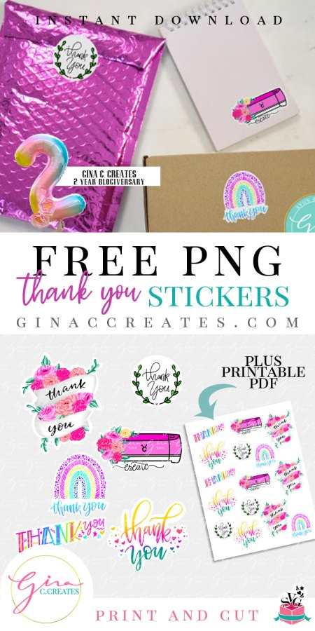 How to make glossy stickers with cricut print and cut