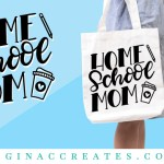 home school mom free svg