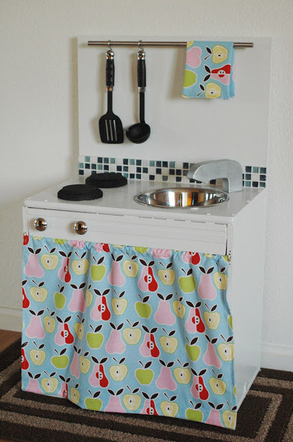 Diy Play Kitchen Gina Demillo Wagner