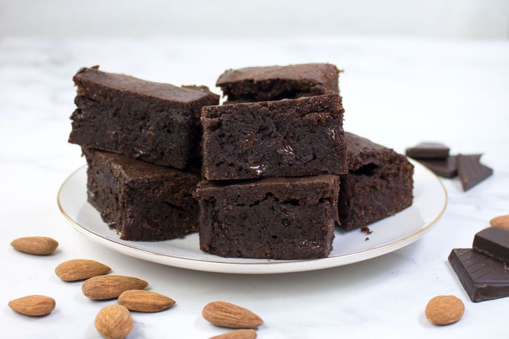 Brownie saludable y sin azúcar