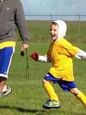 james running