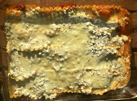 awesome sauce lasagna