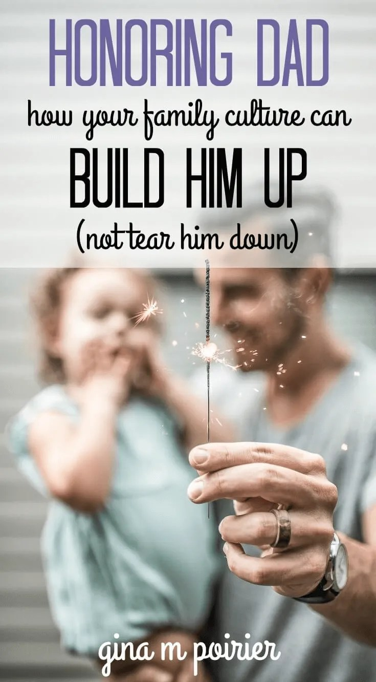 Honoring Dad | Family Culture