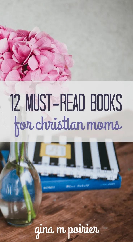 Books for Christian Moms | Reading List