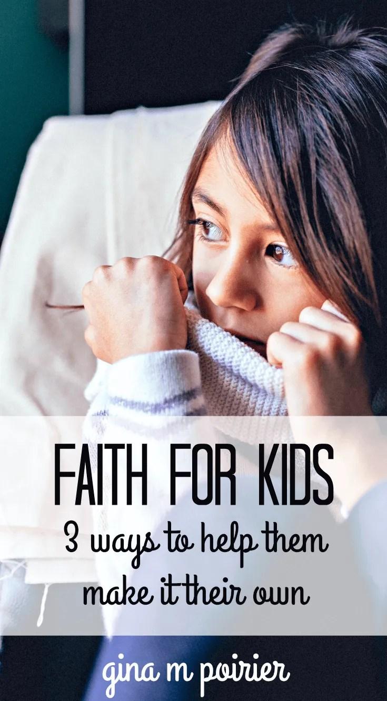 Faith for Kids | Children's Faith