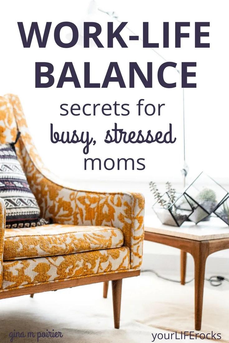 Work Life Balance | Stressed Moms | Self-Care