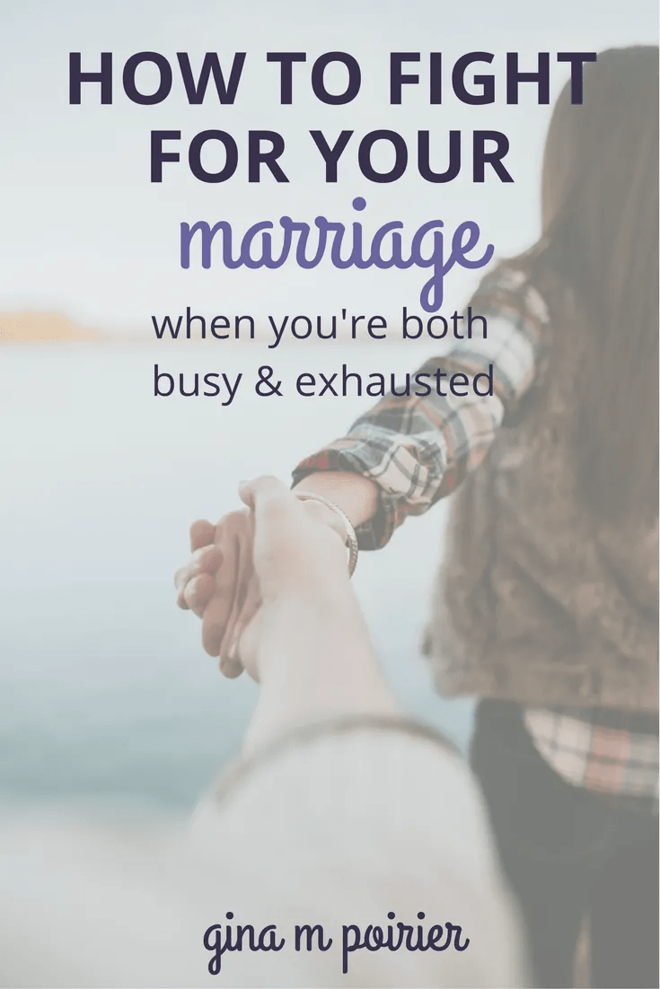 Fighting for Your Marriage | Marriage Advice | Marriage Problems