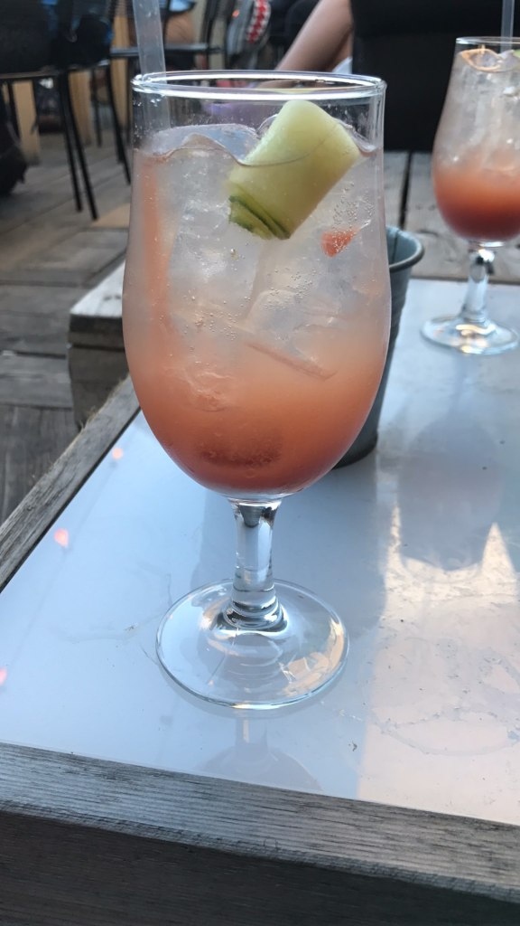 N11 Garden Spritz at Number 90 Bar and Kitchen