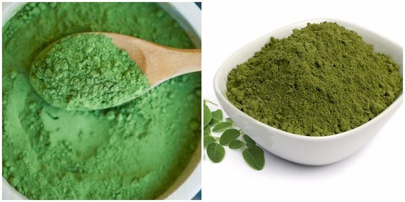 khasiat ekstrak daun kelor